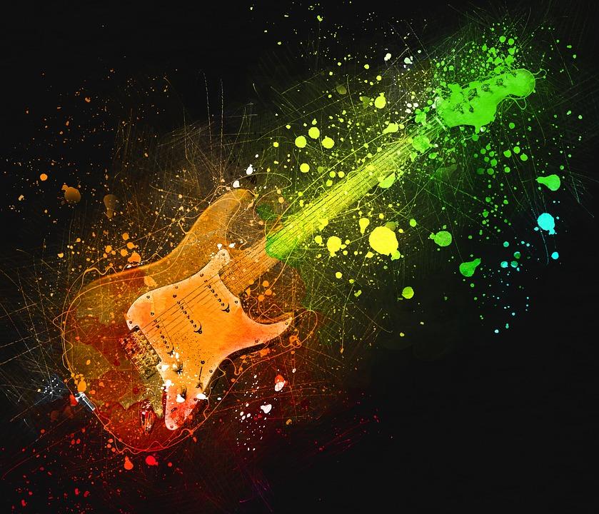 Guitare classique contre guitare électrique