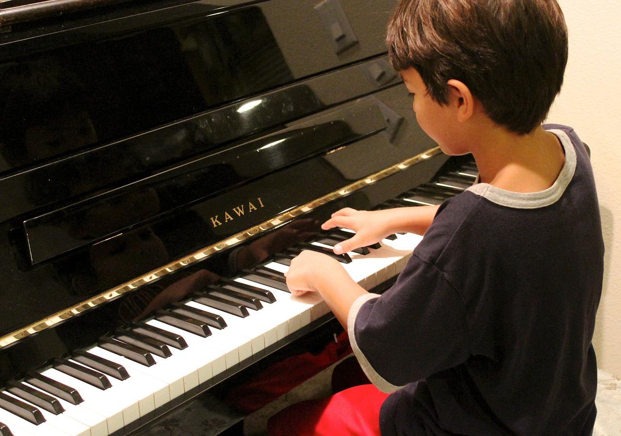 A partir de quel âge apprendre le piano ?